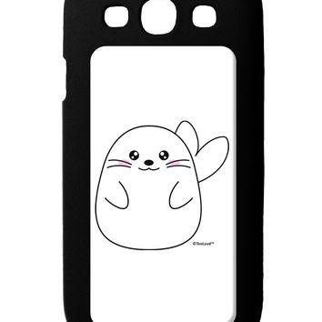 Cute Seal Galaxy S3 Case  by TooLoud