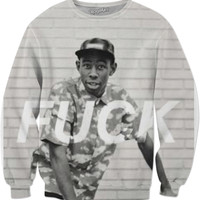 Tyler The Creator FUCK Pullover