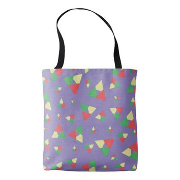 Triangle 2 tote bag