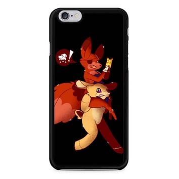 Five Night Freddys Playing Pokemon Go iPhone 6/6s Case