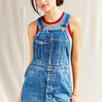 Vintage Painted Shortalls - Urban Outfitters