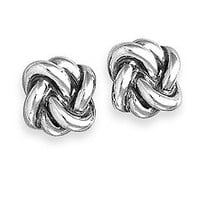 Original Lovers' Knot Ear Posts | James Avery