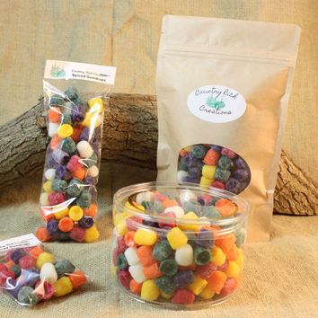 Spiced Gumdrop Candle Melts, Wax Melts, Gumdrop Tarts