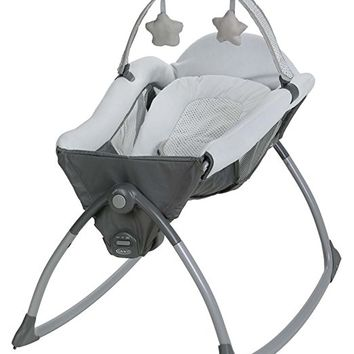 Graco Little Lounger Swing, Mullaly