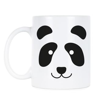 Panda Coffee Mug Panda Mug Cute Panda Coffee Mug Panda Lover Gift