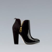 ANKLE BOOT WITH DOUBLE ZIP - Shoes - Woman - ZARA Germany