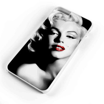 Marilyn Monroe Bubble Gum Quotes Imperfection Is Beauty  iPhone 6s Plus Case iPhone 6s Case iPhone 6 Plus Case iPhone 6 Case