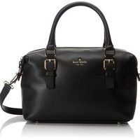 kate spade new york Cobble Hill Sami Top Handle Bag, Black, One Size