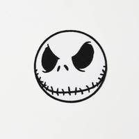 Jack Skellington Patch