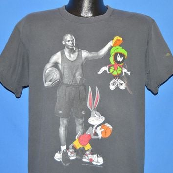 90s Nike Michael Jordan Space Jam Looney Tunes t-shirt Large