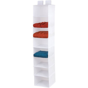 Honey-can-do 8-shelf Hanging Closet Organizer
