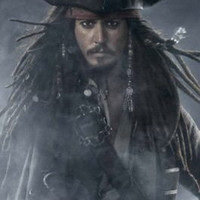 Pirates of the Caribbean Poster - Foggy Jack Sparrow