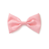 Oversized Bow Barrette