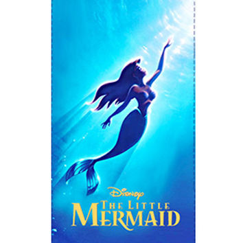 Disney's The Little Mermaid 5000mAh Portable External Battery Power Bank Charger
