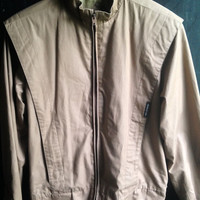 80's vintage MEMBERS ONLY bomber jacket S 9/10