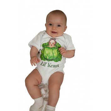 "German Kids Snap suits ""Lil Kraut"""
