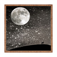 Shannon Clark Love Under The Stars Square Tray