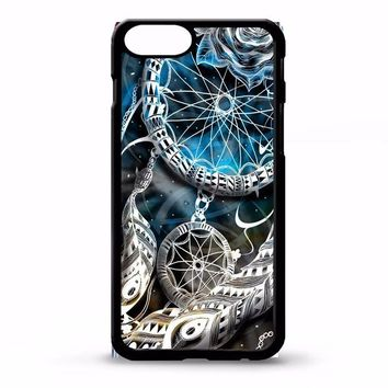 DCCK7BE Dream catcher feather indian sky pattern pretty girly graphic phone case cover
