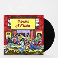 Snoop Dogg & Dam Funk - 7 Days Of Funk LP