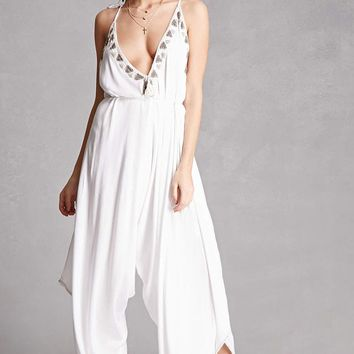Z&L Europe Beaded Jumpsuit