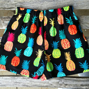 Boy and toddler clothing, Boys Pineapple boxer shorts, toddler shorts,  Boy Apparel, Boy Boxers, Clothes for boys, boy clothes
