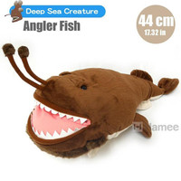 Deep Sea Creature Angler Fish Plush (44 cm)