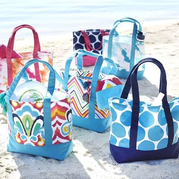 Surf Swell Beach Totes
