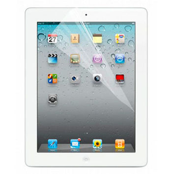 Screen Protector Clear Crystal for iPad 2 / iPad 3