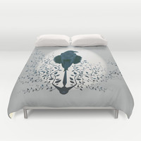 Tribute to Game of Thrones Duvet Cover by LilaVert | Society6
