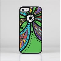The Bold Paisley Flower Skin-Sert Case for the Apple iPhone 5c