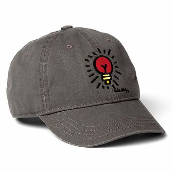 Gap Junk Food Keith Haring Baseball Hat