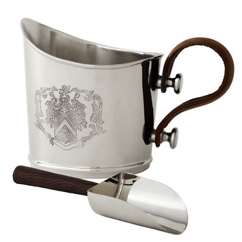 Large Ice Bucket with Scoop | Eichholtz