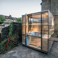 Modular Pop-Up Studio