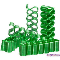 Old Fashioned Thin Ribbon Candy - Green: 8-Piece Box | CandyWarehouse.com Online Candy Store