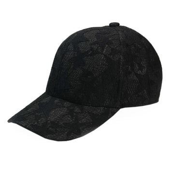 Men's Adjustable Stars Printing Hat