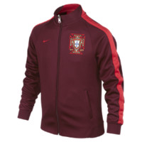 Portugal N98 Authentic International Boys' Track Jacket