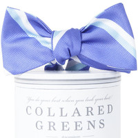 George Bow Tie Purple/Carolina