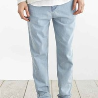 Standard Cloth Pilsen Elastic Waist Trouser- Vintage Denim Light