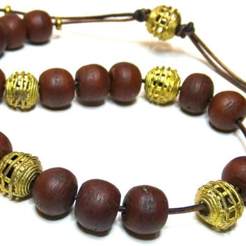 Handcrafted Greek Turkish worry beads of natural bodhi seed beads, Komboloi, wrist malas, meditation, prayer beads,yoga beads,malas