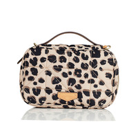 12little Diaper Clutch in Leopard | TWELVElittle