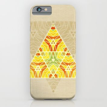 Summer Triangle iPhone & iPod Case by Cinema4design | Society6