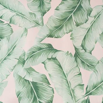 The Emily & Meritt Palm Leaf Surestrip Wallpaper