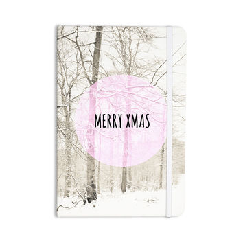 "Iris Lehnhardt ""Merry Xmas"" Holiday Everything Notebook"