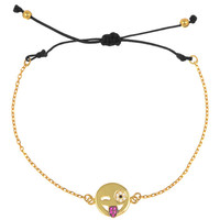 Tongue Out Emoji Bracelet