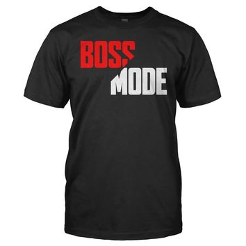 Boss Mode - T Shirt
