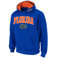 Stadium Athletic Florida Gators Royal Arch & Logo Pullover Hoodie