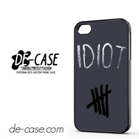 Idiot 5sos Hater For Iphone 4 Iphone 4S Case Phone Case Gift Present