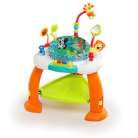 Bright Starts Bounce Bounce Baby Bouncer (Orange)