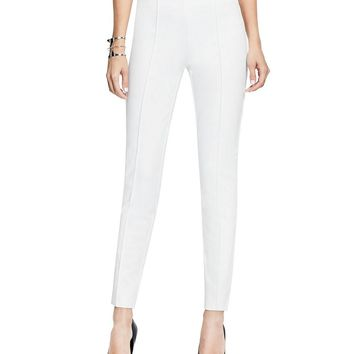 Vince Camuto Front Seam Slim Trouser Pant | Dillards