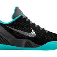 Nike Kobe 9 Elite Low iD Custom Basketball Shoes - Black
